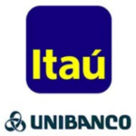 のロゴ ITAU UNIBANCO ON